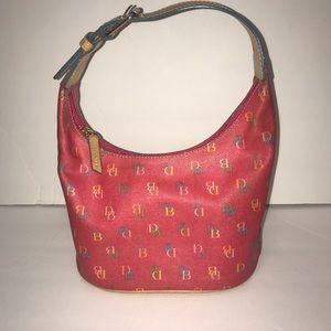 Dooney & Bourke Pink Mini Handbag